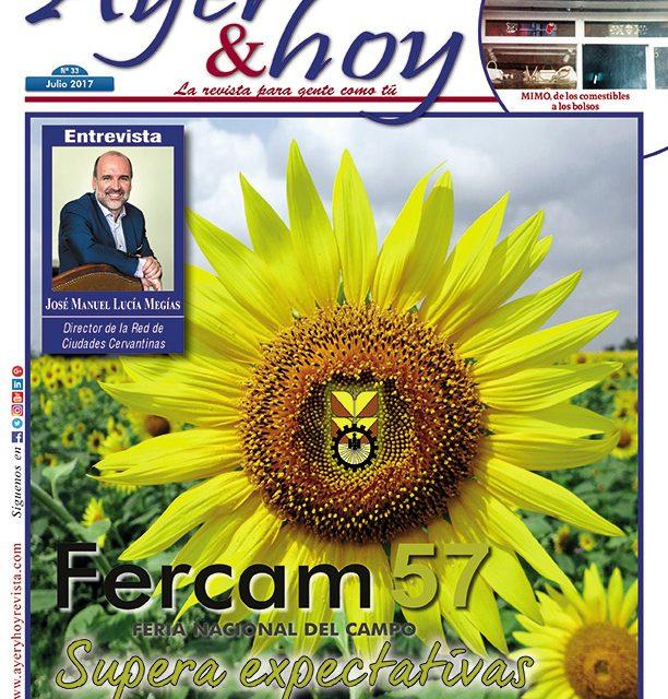 Revista de Julio 2017 – Manzanares – Valdepeñas