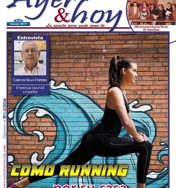 Ayer & hoy – Zona Mancha – Revista Octubre 2017