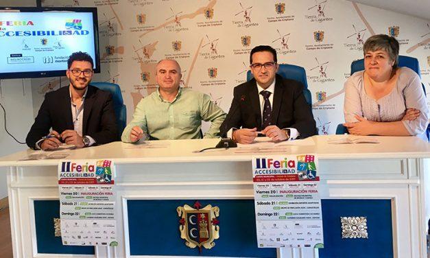 """Presentada la II Feria de Accesibilidad de Asmicrip con la máxima de """"lo accesible es accesible para todos"""""""