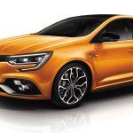 Nuevo Mégane R.S. y su 4Control en el Salón Internacional del Automóvil de Frankfurt 2017