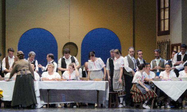 'La rosa del azafrán' vuelve a brillar en la 34ª Semana de la Zarzuela de La Solana