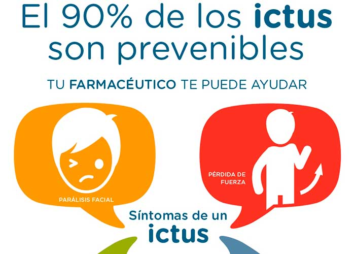 Las farmacias de Castilla-La Mancha participan en una campaña de prevención del ictus, segunda causa de muerte en España