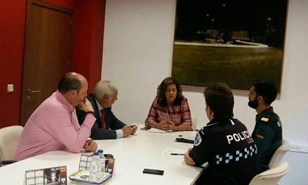 La Junta Local de Seguridad de Torralba trata el tema de ocupación ilegal
