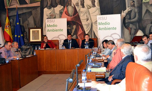 La Asamblea del Consorcio de Residuos Sólidos Urbanos de Ciudad Real aprueba congelar las tarifas de forma unánime
