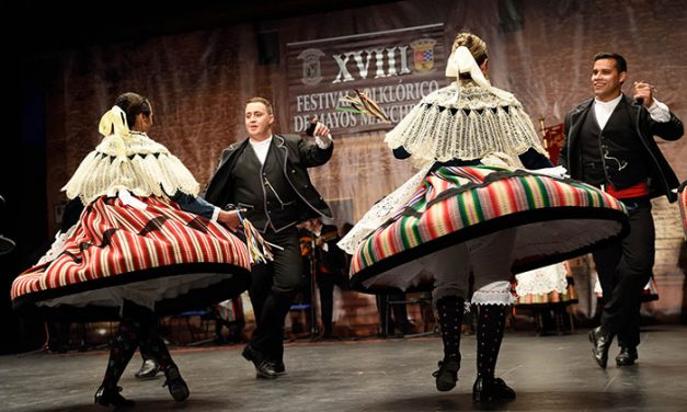 Cuatro de los grupos de folclore más antiguos de la región se darán cita en Argamasilla de Alba