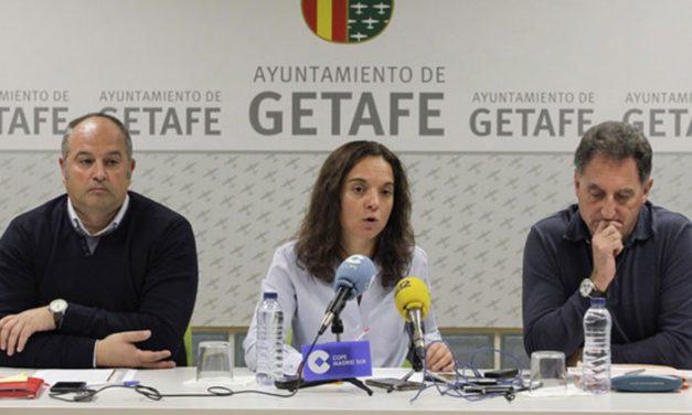 Getafe pide que los Ayuntamientos recuperen las competencias en políticas de igualdad y contra la violencia de género
