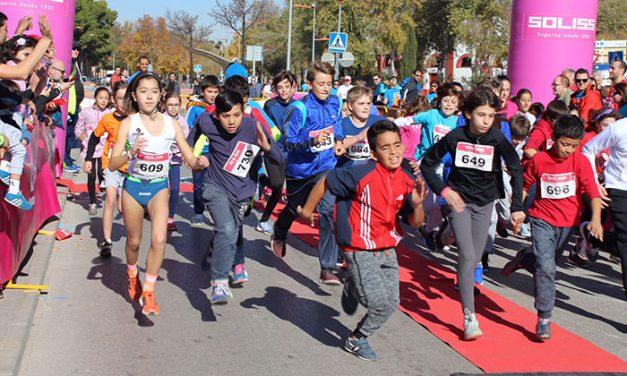 Más de 1.000 participantes en la primera carrera nacional 0,0% organizada por la Asociación de Hígado y Riñón