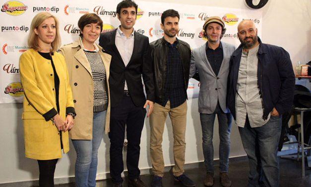 Pablo Conde estrenó en Alcázar su nuevo corto 'Supreme'