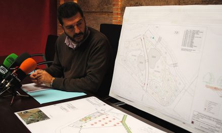 Valdepeñas ampliará el núcleo de El Peral en 20.000 m² de zona verde antes de verano