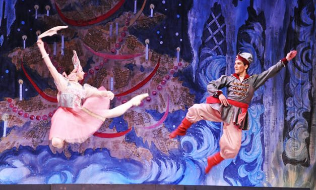 El Ballet Nacional Ruso a punto de agotar las entradas en Valdepeñas con 'El Cascanueces'