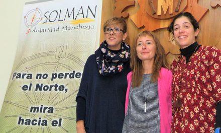 """Solman y el Ayuntamiento presentan el I Ciclo de Cine Solidario """"Personas"""""""