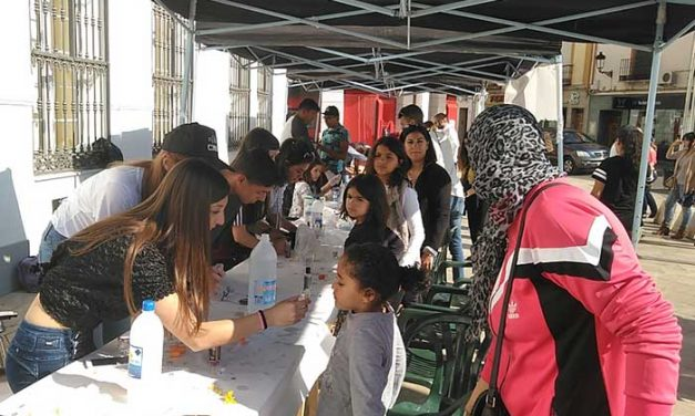 9 Jóvenes de Tomelloso del programa Empu-G participan en un intercambio de ámbito europeo