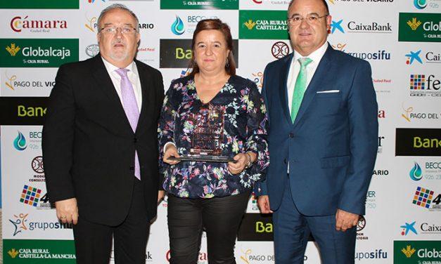 MARZASA recibe el Premio Empresarial 2017 otorgado por Fecir