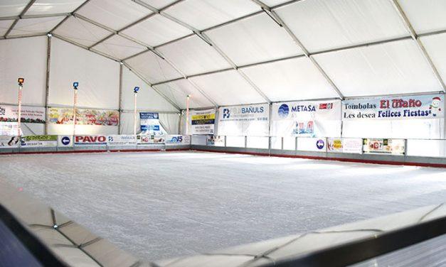 Alcázar contará por primera vez con una pista de hielo natural durante las fiestas navideñas