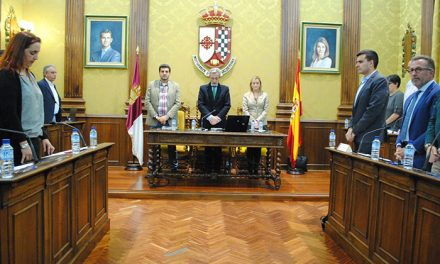 Valdepeñas presentó una declaración institucional unánime contra la Violencia de Género