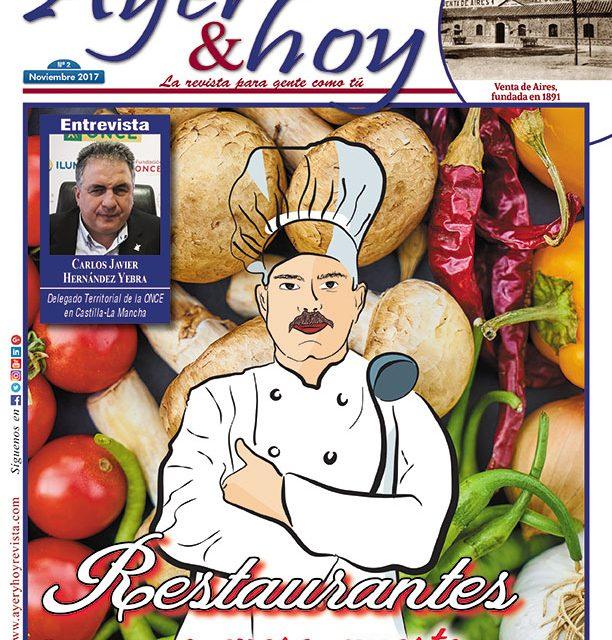 Ayer & hoy – Toledo – Revista Noviembre 2017