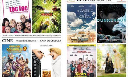 'Lego Ninja', 'Toc, toc' y 'La reina Victoria y Abdul', entre las películas que se proyectarán en diciembre