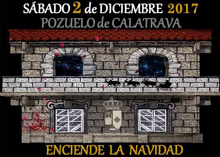 El próximo sábado comienza la programación navideña en Pozuelo de Calatrava