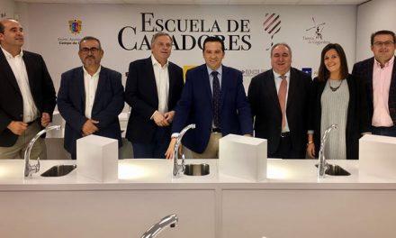 """""""Escuela de Catadores es un proyecto pionero y vanguardista que aporta valor añadido al sector agrario"""""""