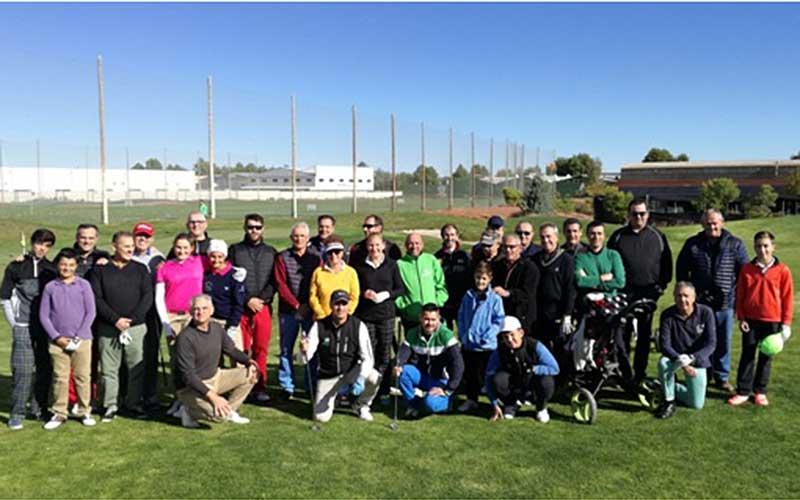 "II Torneo de Golf Talleres Lomas Olmo ""New Holland"""