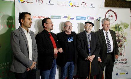 El XIII Festival de Cine y Vino arrancó con el reconocimiento al actor Jesús Guzmán