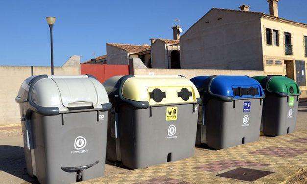 Comsermancha alerta del alto número de contenedores que han ardido en los últimos años