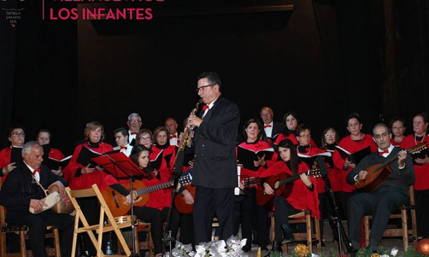 La Coral Mentesa inicia el ciclo de conciertos navideños