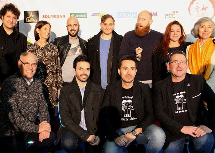 """La Solana se convirtió en capital del cine regional con la noche de los cortos """"CLM"""""""