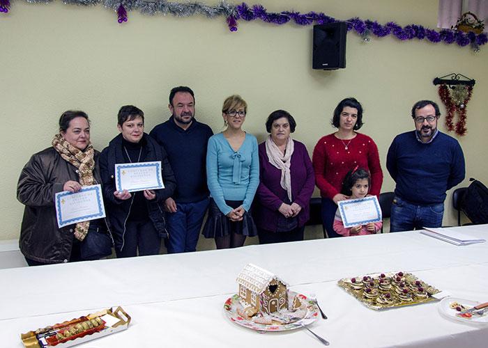 Eva Gordaliza Parada ha ganado el Concurso de Postres Navideños