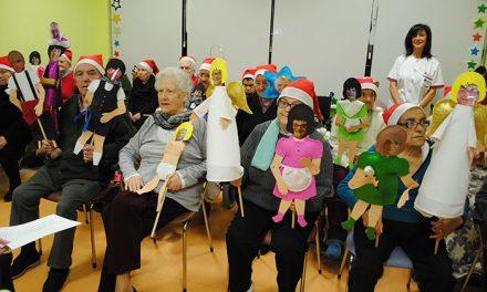 Celebrado el encuentro familiar del Centro Municipal de Mayores del Lucero