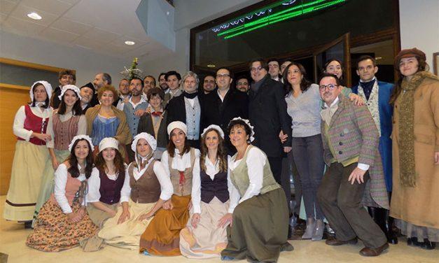 """Campo de Criptana programa 'Los Miserables' esta Navidad, """"más que un musical una leyenda"""""""