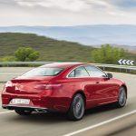 Nuevo Mercedes-Benz E Coupé