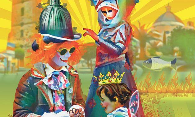 Estela Fernanda Agüero se hace con el único premio del concurso del cartel anunciador de los Carnavales de Miguelturra 2018