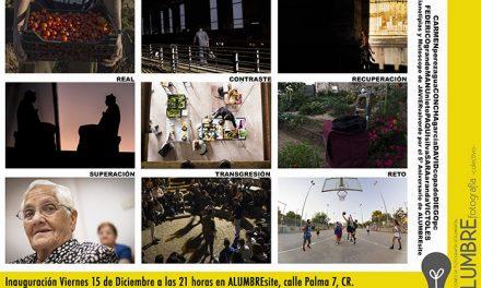 'Sin ir más lejos. Historias de la Ciudad'.  Nueva exposición colectiva de Alumbre por el 5º Aniversario ALUMBREsite