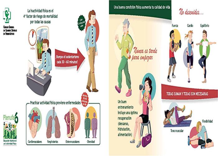 El 23,4% de los castellanomanchegos que realizan ejercicio físico lleva una dieta inadecuada