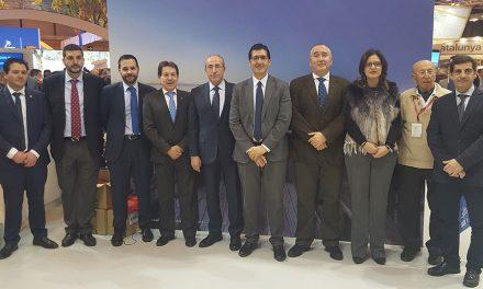La Cámara de Comercio de Ciudad Real respalda el potencial del sector turístico en Fitur 2018
