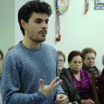 """David Policarpo: """"Juzgar a los demás sólo nos lleva al sufrimiento"""""""