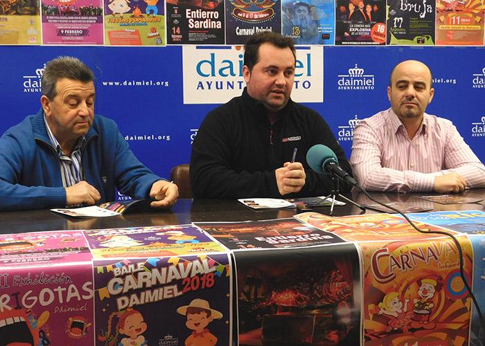 """""""Un Carnaval por y para todos los daimieleños"""""""