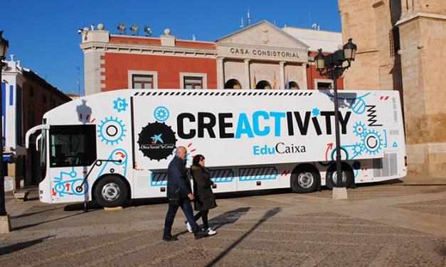 Creactivity llega a Valdepeñas para fomentar la creatividad entre los escolares