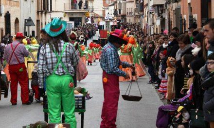 El desfile de carnaval cambiará su recorrido