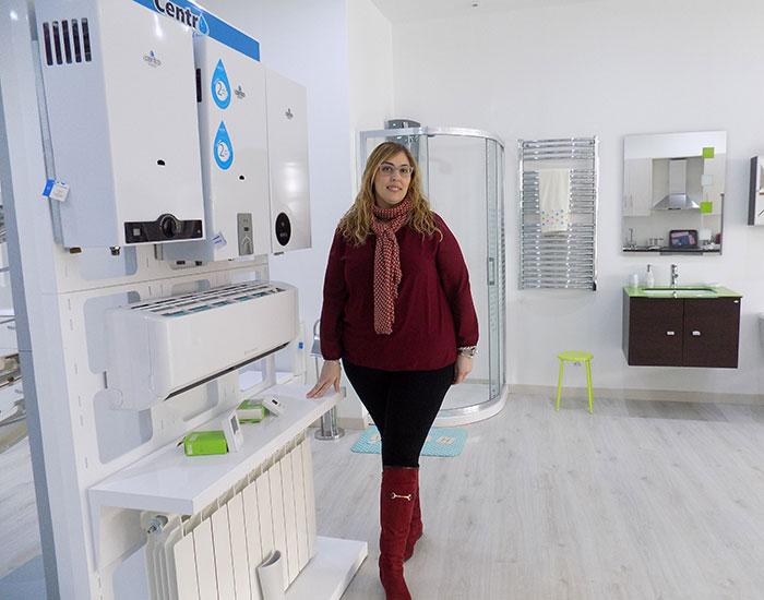 Foncalclima Alcázar ha trasladado sus instalaciones a la calle Concordia