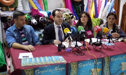 El cantante Manu Tenorio pregonará el primer Carnaval de Herencia como Fiesta de Interés Turístico Nacional