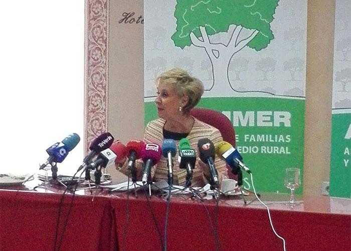 AFAMMER pondrá en marcha en 2018 un novedoso programa de empoderamiento y emprendimiento para mujeres rurales