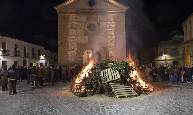 Las fiestas de 'San Antón', fieles a la tradición