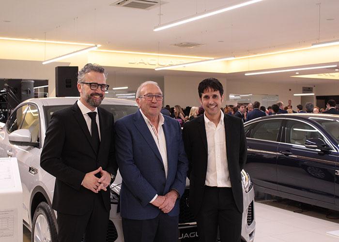 Autos Carretero inaugura su concesionario Jaguar Land Rover de Ciudad Real