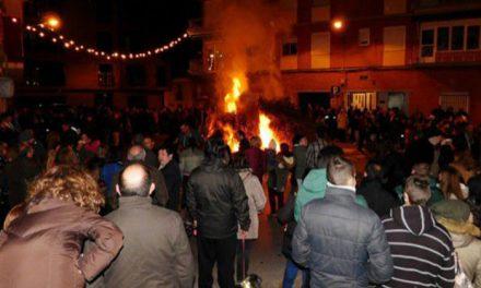 Este sábado se encenderá la hoguera de San Antón