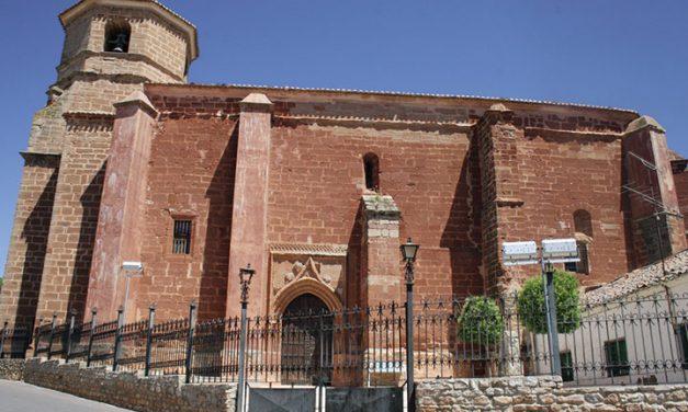 Iglesia de Santo Domingo de Guzmán, Terrinches