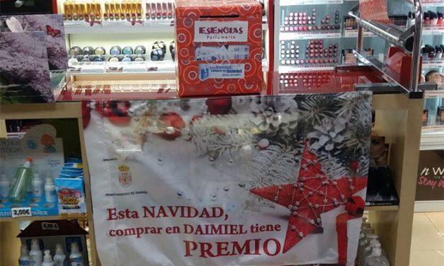 El sorteo de 'Esta Navidad, comprar en Daimiel tiene premio' se celebra este viernes en el Ayuntamiento