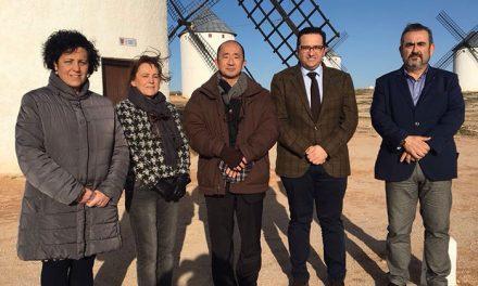 Campo de Criptana ya es miembro oficial de la Asociación Hispano-Japonesa de Turismo tras hacer efectiva la firma del convenio