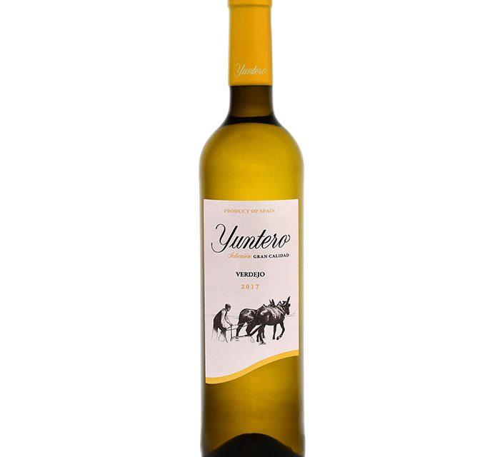 """Bodegas Yuntero amplía su gama de vinos con el nuevo """"Yuntero Verdejo"""""""